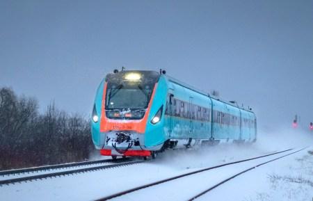 Крюковский завод разработал концепт гибридного пригородного электропоезда для линии Kyiv Boryspil Express и не только