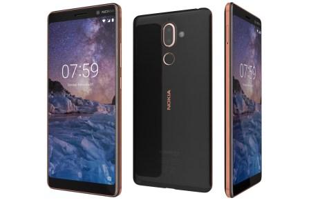 Смартфон Nokia 7 Plus уличили в передаче персональных данных пользователей китайской госкомпании