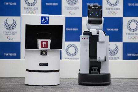 Людям с инвалидностью, которые посетят Олимпиаду-2020, будут помогать роботы
