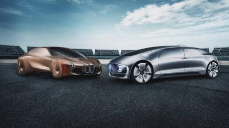 BMW и Daimler хотят совместно разрабатывать платформы для электромобилей, это позволит каждой из них сэкономить по $8 млрд