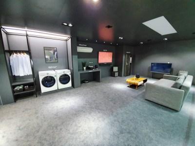 Умная бытовая техника Samsung 2019: Family Hub 3.0, робот-пылесос POWERbot VR7200 и стиральные машины с Bixby