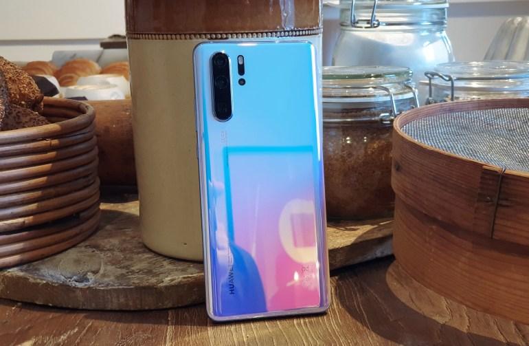 Huawei P30 Pro - первый взгляд на флагманский камерафон
