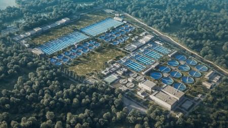 Экология столицы: Киевводоканал собирается реконструировать Бортническую станцию аэрации за $1 млрд, кредитные средства на реализацию проекта предоставит Япония