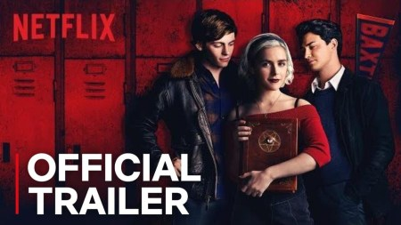 Netflix опубликовал трейлер второго сезона сериала «Chilling Adventures of Sabrina» / «Леденящие душу приключения Сабрины»