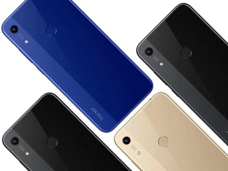 В Украине стартуют продажи 6,1-дюймового безрамочного смартфона Honor 8A c NFC-модулем и Android 9 по цене 3999 грн