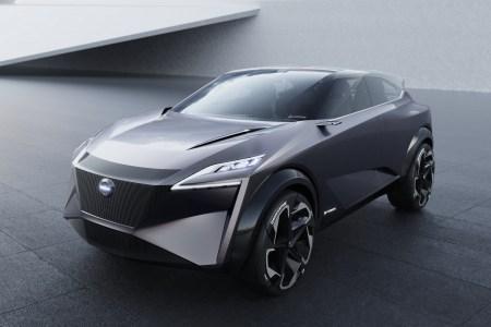 Nissan IMQ — концепт кроссовера с футуристичным дизайном и гибридной установкой e-POWER на 250 кВт / 700 Нм [Женева 2019]
