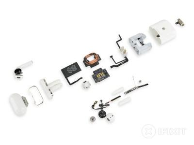 iFixit: Новые наушники Apple AirPods не выйдет отремонтировать