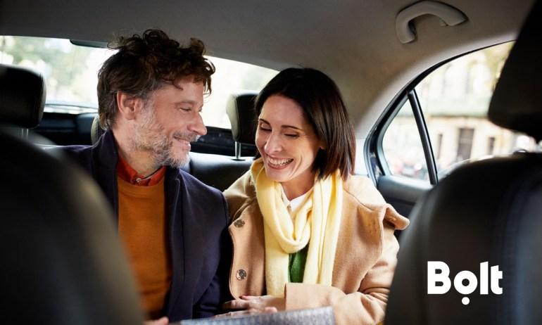 """Taxify становится Bolt"": Сервис по вызову такси провел ребрендинг и представил новый логотип"