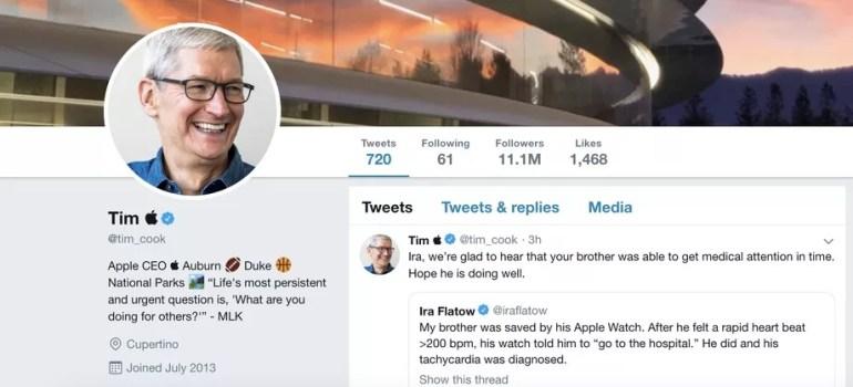 Очередной конфуз Трампа: президент США назвал главу Apple «Тимом Эпплом»