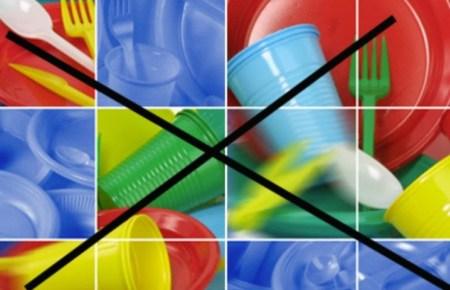 Министр экологии призвал украинцев ограничить использование одноразовой пластиковой посуды и пакетов во время Великого Поста