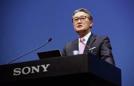Председатель совета директоров Sony Кадзуо «Каз» Хираи уходит в отставку после 35 лет работы в компании