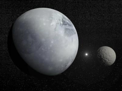 Космический зонд New Horizons выявил странно малое количество небольших объектов в Поясе Койпера