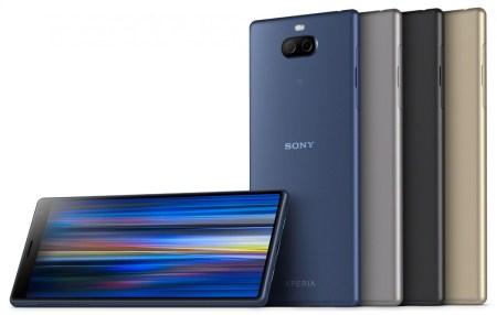 «Вместо Compact». Sony готовит смартфон Xperia 4 с SoC Snapdragon 710 и вытянутым экраном (21:9) диагональю 5,7 дюйма