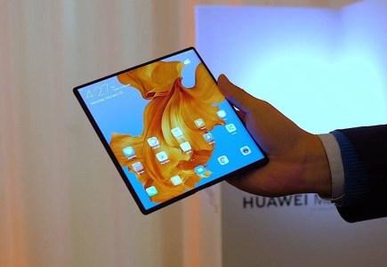 «Складной смартфон за €500 и модель с 200-дюймовым виртуальным дисплеем». Huawei рассказала о планах на будущее