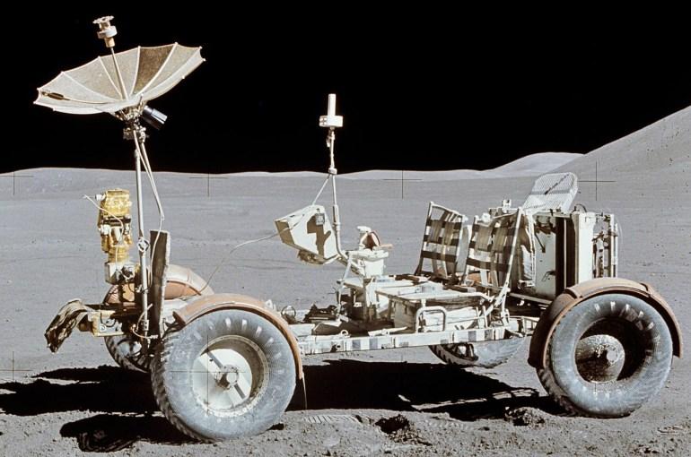 JAXA совместно с Toyota разработает герметичный лунный автомобиль