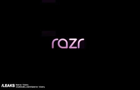 Опубликованы основные характеристики новой «раскладушки» Motorola RAZR со сгибающимся экраном