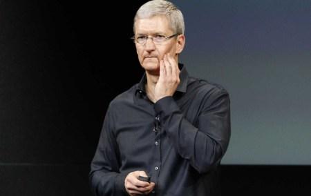 В Китае существенно упали продажи iPhone