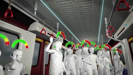 Пассажирам пекинского метро, которые ведут себя неуважительно по отношению к другим, будут понижать социальный рейтинг