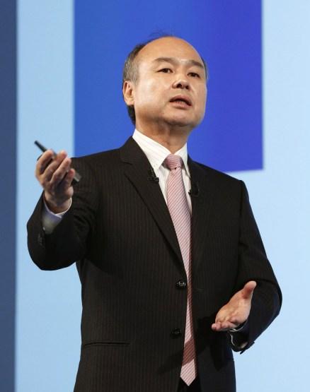 WSJ: из-за падения курса биткоина основатель SoftBank Масаеси Сон потерял более $130 млн