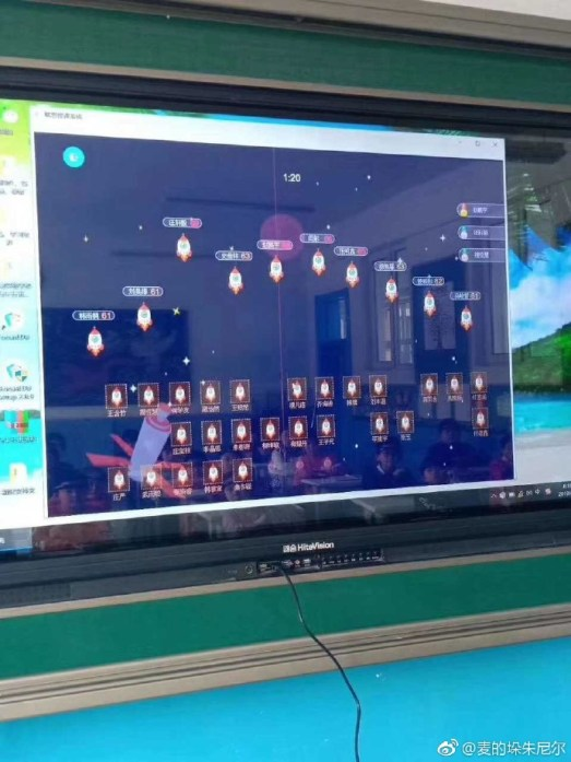 В Китае тестируют электронные обручи, позволяющие учителям отслеживать внимательность учеников