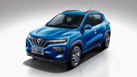 В Шанхае показали предсерийную версию компактного бюджетного электрокроссовера Renault City K-ZE, но так и не озвучили финальные характеристики и ценник