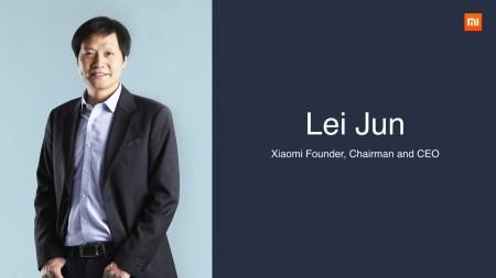 Глава Xiaomi является самым высокооплачиваемым сотрудником компании с годовым доходом в $1,5 млрд, еще столько же получают остальные пять топ-менеджеров вместе взятые