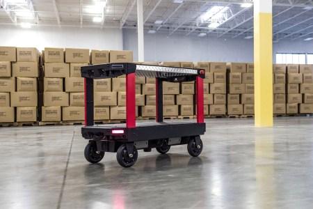 Amazon приобрел стартап Canvas Technology, который разрабатывает умных беспилотных роботов для работы на складах