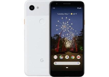 Никаких сюрпризов. Опубликовано первое официальное изображение смартфона Google Pixel 3a