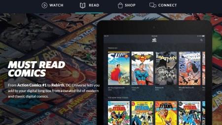 Сервис DC Universe открыл своим подписчикам онлайн-доступ к 20,000 комиксам, выпущенным на протяжении 80-летней истории DC Comics