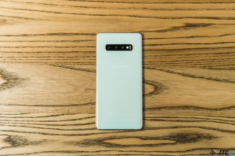 Galaxy S10+ - обзор флагмана Samsung