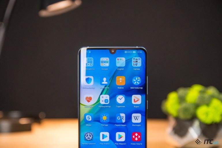 динамик Huawei P30 Pro