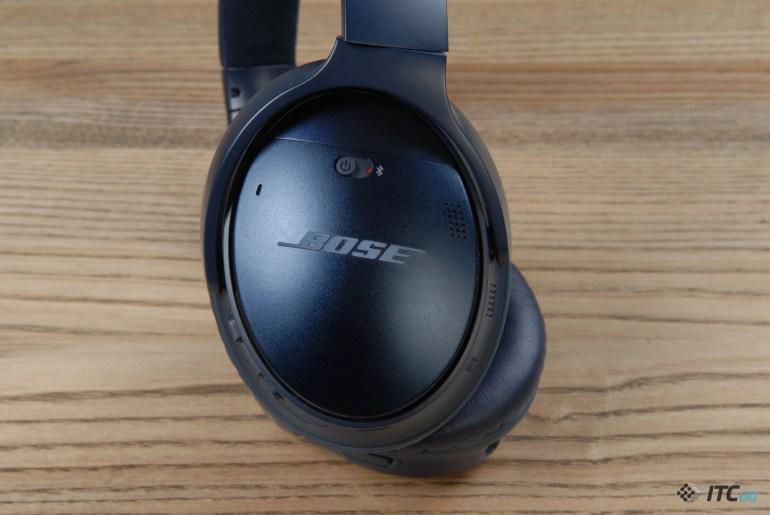 Bose QuietComfort 35 II – беспроводные наушники с шумоподавлением
