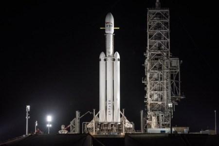 Онлайн-трансляция: первый коммерческий запуск Falcon Heavy с арабским коммуникационным спутником Arabsat 6A [Перенесен]