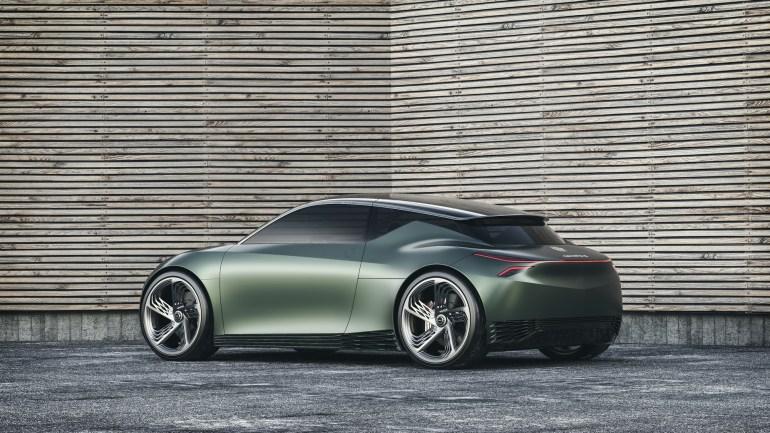 Hyundai представила в Нью-Йорке концепт двухместного электрического сити-кара Genesis Mint