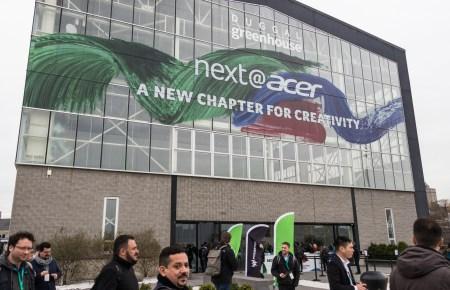 Next@Acer 2019: игровые компьютеры и периферия