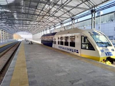 В понедельник 22 апреля Kyiv Boryspil Express установил рекорд дневного пассажиропотока (перевез на 25% больше пассажиров, чем обычно)