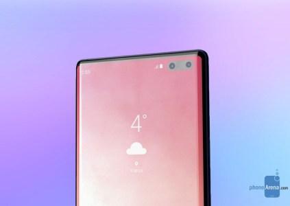 Samsung может выпустить сразу две версии Galaxy Note 10 с различной диагональю дисплея