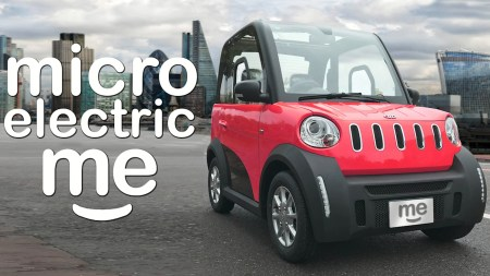 Siticars Me — двухместный электрический сити-кар с мощностью 10 л.с., батареей 10 кВтч и запасом хода 150 км по цене от $10,000