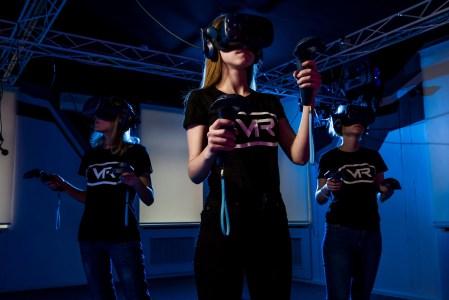 Из комнат в VR: квесты нового поколения от «Взаперти» уже в Киеве