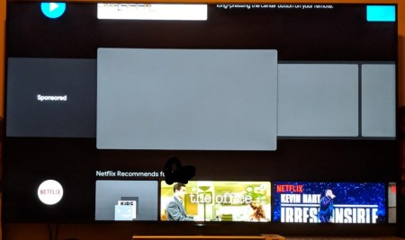 С новыми прошивками Android TV умные телевизоры и медиаплееры разных производителей начали показывать рекламу на стартовом экране
