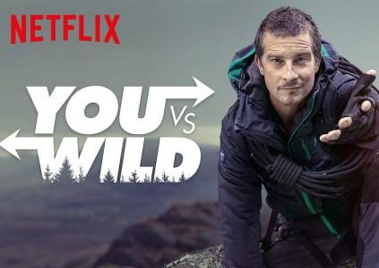 Рецензия на интерактивный сериал You vs Wild / «Ты против Дикой природы»