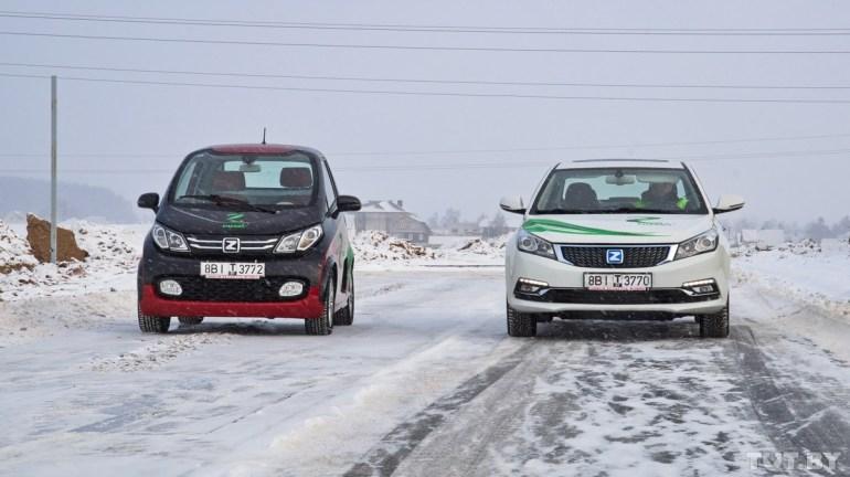 Ученые Беларуси разработали три электромобиля (легковой, минивэн, грузовой) на основе местных комплектующих и обещают показать их до конца года