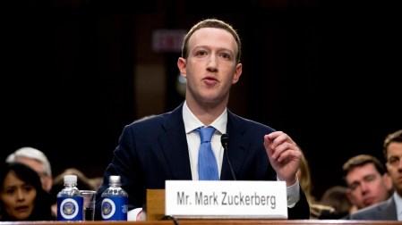 Марк Цукерберг выступил с идеями по глобальному регулированию интернета
