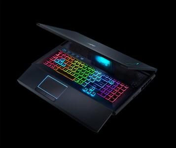 Next@Acer: представлен игровой ноутбук Acer Helios 700 с выдвижной клавиатурой Hyper Drift по цене от 2 700 евро, более доступный вариант Helios 300, а также обновленные Nitro 5 и Nitro 7