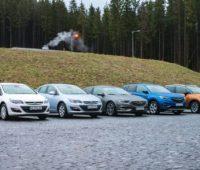 «Перезагрузка» Opel в Украине: первый тест-драйв Astra Sedan, Insignia, Clossland X - ITC.ua