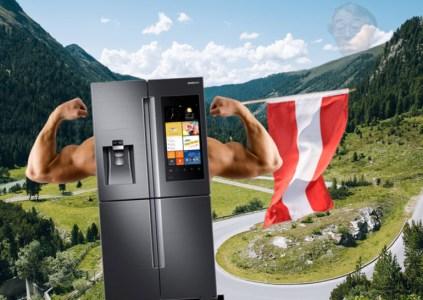 Bosch разработала умный холодильник на базе блокчейн