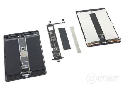 iFixit: Ремонт планшета Apple iPad Air 3 крайне проблематичен