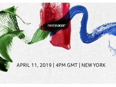 Онлайн-трансляция презентации новинок Acer из Нью-Йорка [Завершена]