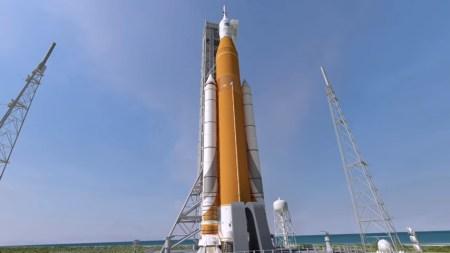 Идет подсчет. NASA готовит новый бюджет для ускорения возвращения на Луну, основной вариант для первого запуска (без экипажа) пилотируемого Orion в 2020 году — многострадальная SLS, запасной — Falcon Heavy