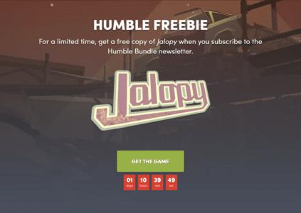 В Humble Bundle бесплатно раздают симулятор владельца старого автомобиля Jalopy - ITC.ua